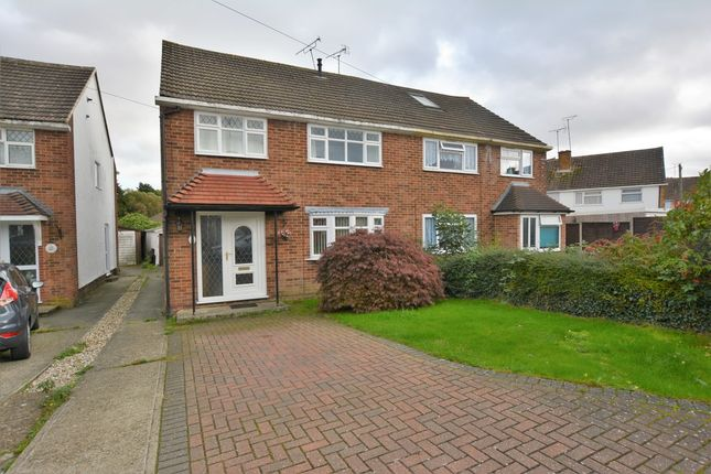 Thumbnail Semi-detached house to rent in Willow Tree Close, Willesborough, Ashford
