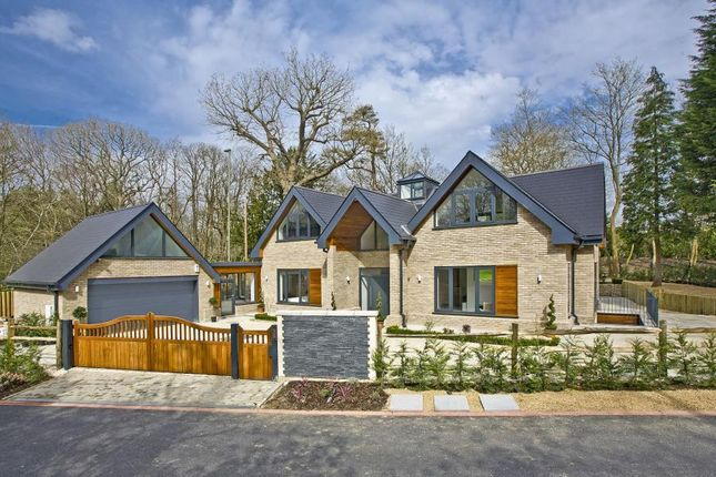 Thumbnail Detached house to rent in Wentworth, Virginia Water, Surrey