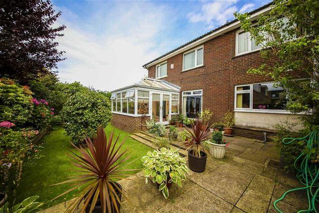 Thumbnail Detached house for sale in Melrose Avenue, Oswaldtwistle, Lancashire