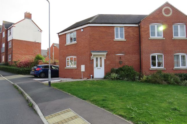 Thumbnail Semi-detached house for sale in Tyne Way, Rushden