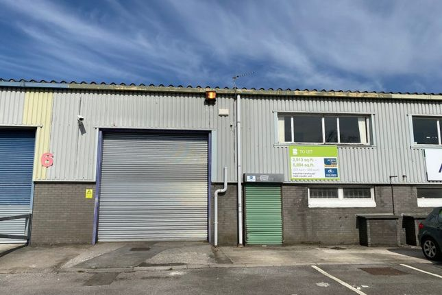 Industrial to let in Unit 7 Kestrel Close, Bridgend Industrial Estate, Bridgend, 3Rw
