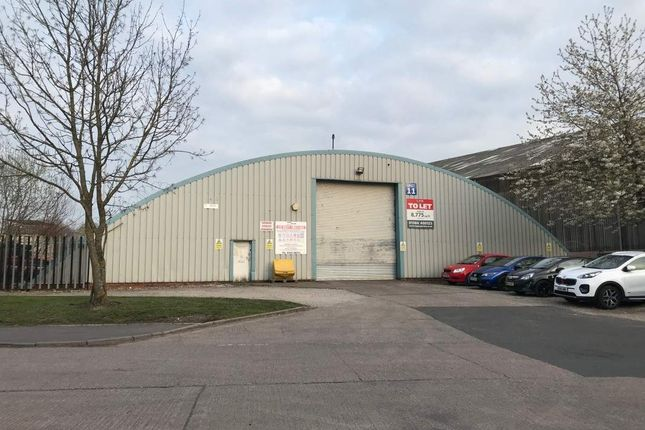 Thumbnail Industrial to let in Unit 11 Zone 4, Burntwood Business Park, Burntwood