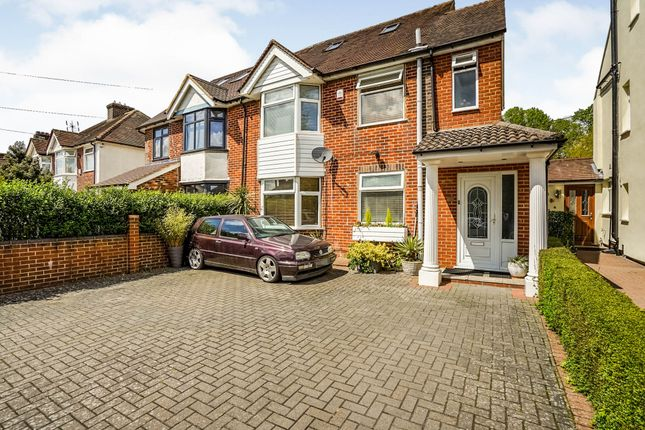 Thumbnail Semi-detached house for sale in Cressex Road, High Wycombe