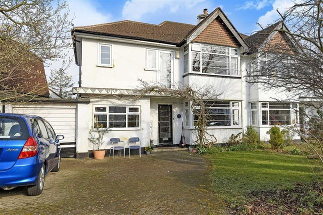 3 bed semi-detached house for sale in The Roystons, Berrylands, Surbiton
