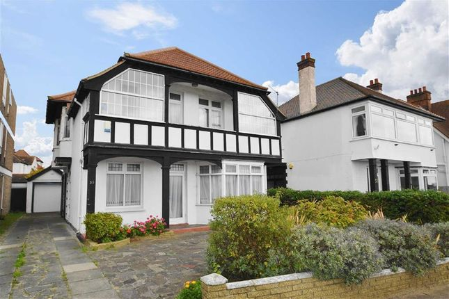 Thumbnail Detached house for sale in Chalkwell Esplanade, Westcliff-On-Sea, Essex