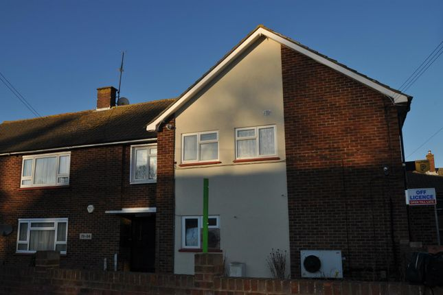 Thumbnail Flat to rent in Leander Road, Rochester