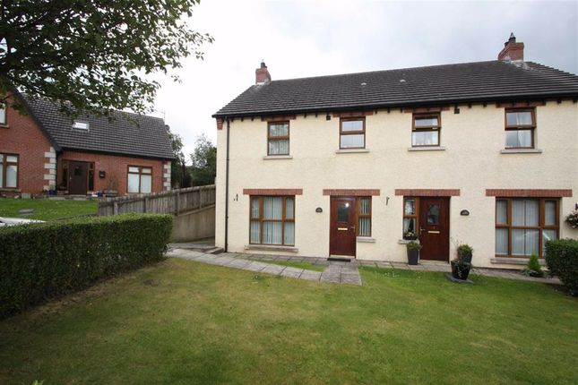 Thumbnail Semi-detached house to rent in Drummond Park, Ballynahinch, Down