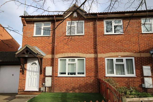 Thumbnail Semi-detached house to rent in Hawley Lane, Farnborough