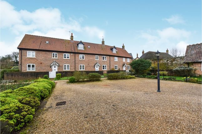 Thumbnail End terrace house for sale in Mill Street, Puddletown, Dorchester