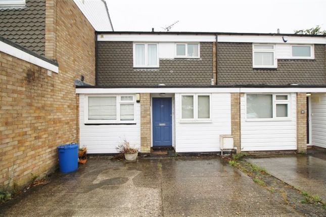 Thumbnail Terraced house to rent in Bessels Way, Sevenoaks