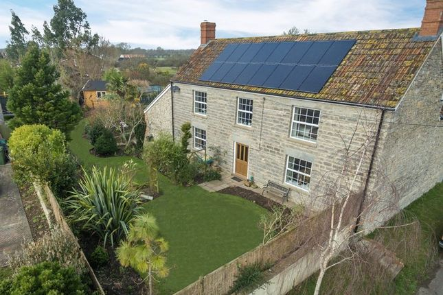 Thumbnail Detached house for sale in Meareway, Meare, Glastonbury