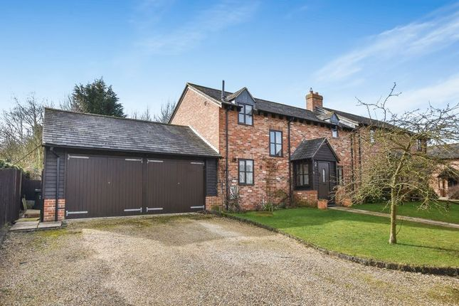 Thumbnail Semi-detached house for sale in Drinkwater Close, Piddington, Bicester