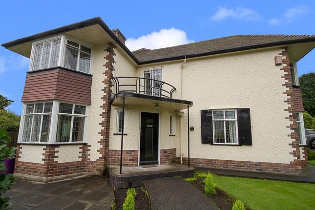 Thumbnail Detached house for sale in Greendale Road, Woolton