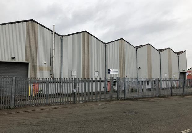 Thumbnail Light industrial to let in Unit 8, Candy Park, Hardknott Road, Wirral, Merseyside