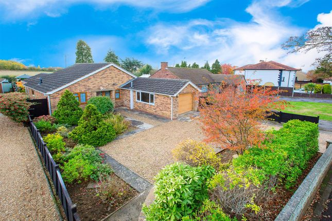 Thumbnail Detached bungalow for sale in Barton Road, Barton Seagrave