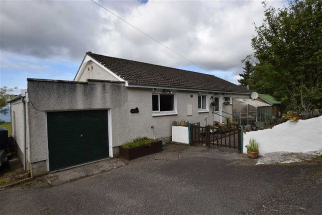 Thumbnail Detached bungalow for sale in Gairloch