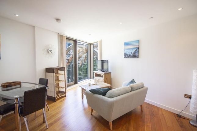 Thumbnail Flat to rent in City Lofts, 7 St Pauls Court, Sheffield