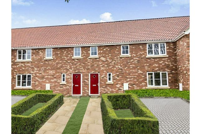3 bed terraced house for sale in Parfitt Close, Foxley NR20