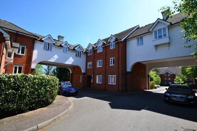 Thumbnail Flat to rent in St. Cross Court, Upper Marsh Lane, Hoddesdon