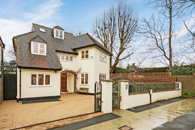 Thumbnail Detached house to rent in Parke Road, London