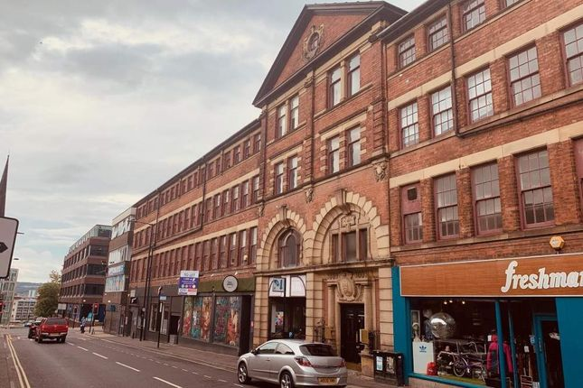Office to let in Devonshire Works, Sheffield