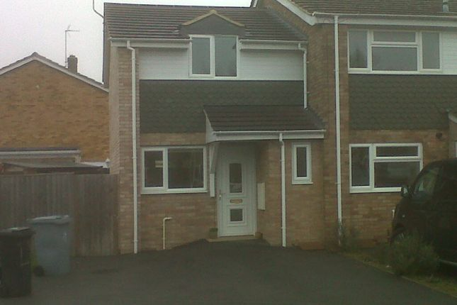 Thumbnail End terrace house to rent in Colwell Drive, Witney