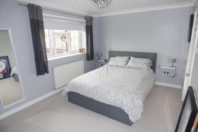 Master Bedroom of Norbreck Close, Great Sankey, Warrington, Cheshire WA5