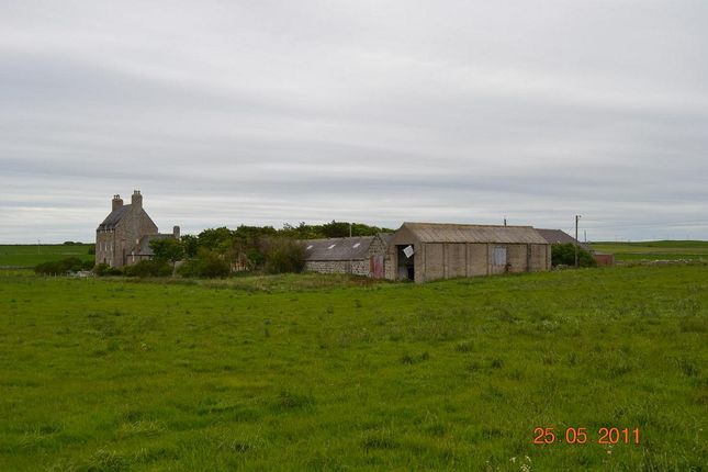 Thumbnail Barn conversion for sale in Sandhaven, Aberdeenshire
