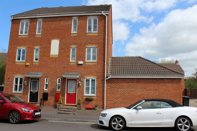 Thumbnail Semi-detached house for sale in Severn Drive, Taunton, Somerset