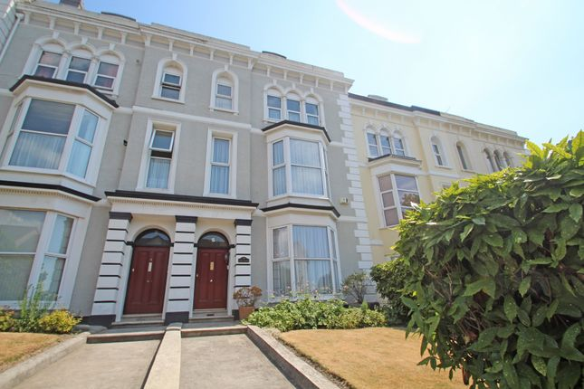 Thumbnail Town house for sale in Greenbank Road, Plymouth