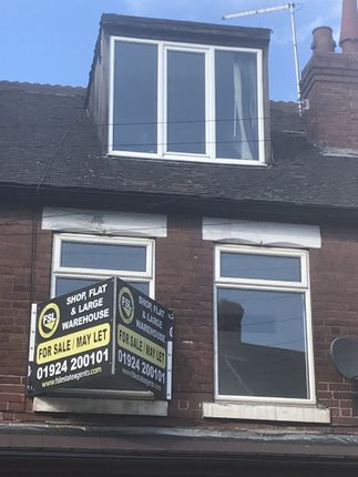 Thumbnail Flat to rent in Barnsley Road, Moorthorpe, South Elmsall, Pontefract