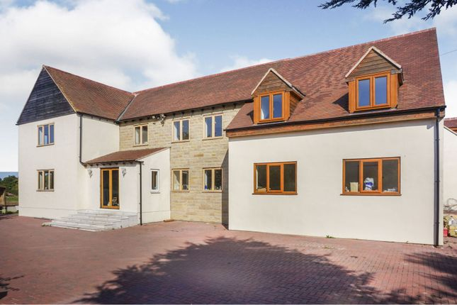 Thumbnail Detached house for sale in Welford Road, Barton