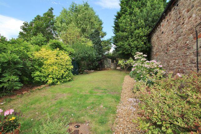 Garden of High Street, Aylburton, Lydney GL15