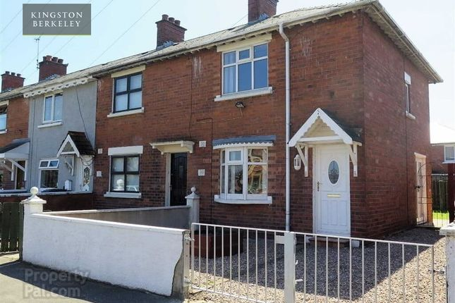 2 bed end terrace house to rent in Frenchpark Street, Belfast BT12
