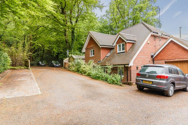 Thumbnail Detached house for sale in Vicarage Lane, Haslemere, Surrey
