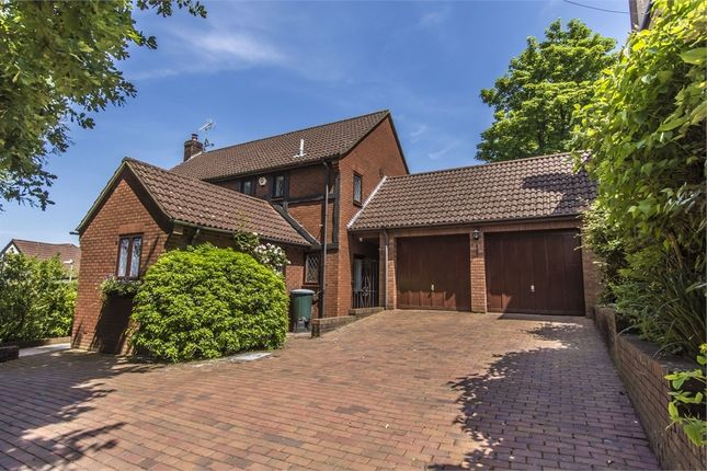 Thumbnail Detached house for sale in Beechwood Rise, West End, Southampton, Hampshire