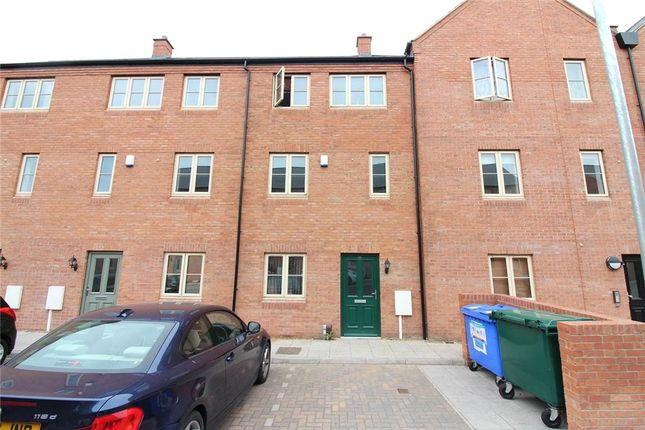 Thumbnail Terraced house for sale in Kilby Mews, Coventry City Centre, Coventry, West Midlands