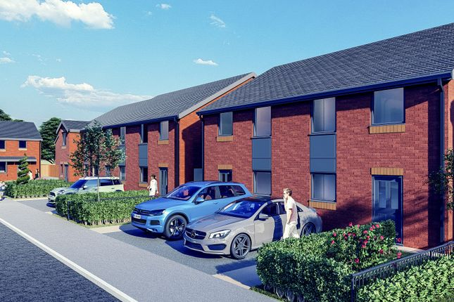Thumbnail Semi-detached house for sale in Willow Holme Road, Willowholme Industrial Estate, Willowholme, Carlisle