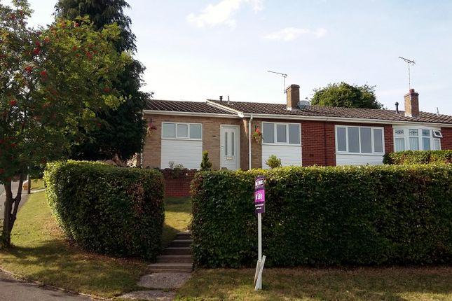 Semi-detached bungalow for sale in Denton Road, Burton-On-Trent