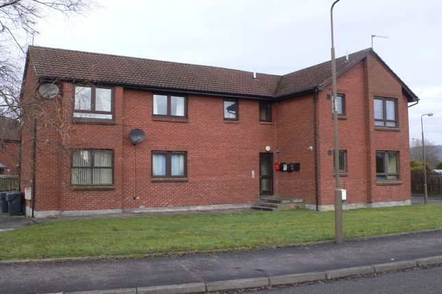 Thumbnail Flat to rent in Abbot Road, Stirling