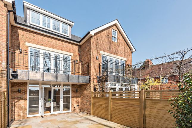 Thumbnail Terraced house for sale in Beaumont Mews, Petersfield