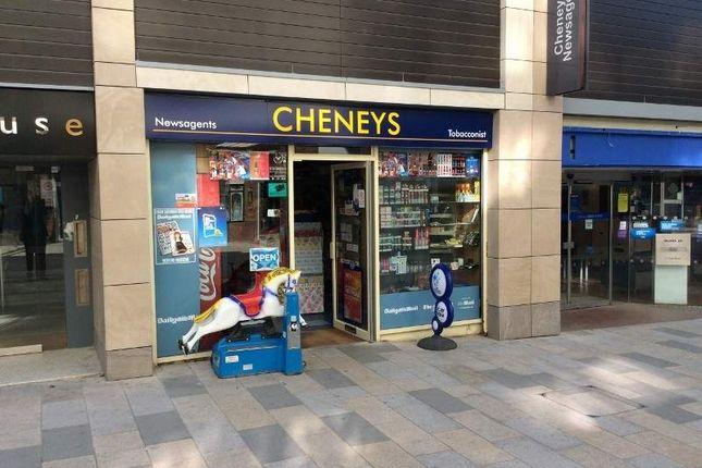 Thumbnail Retail premises for sale in 25 High Street, Bracknell