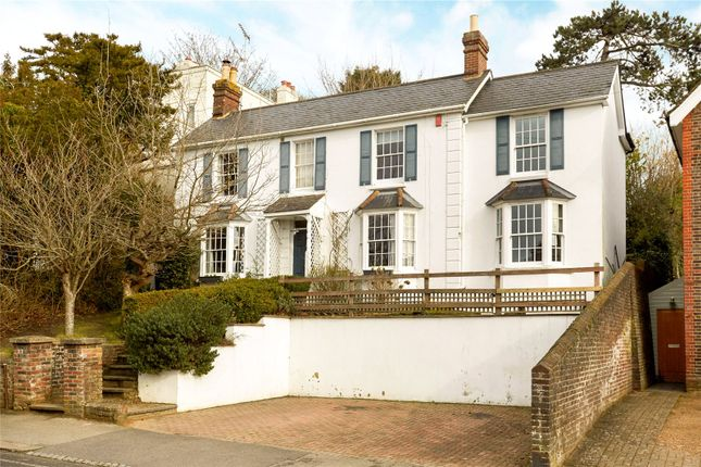Thumbnail Detached house for sale in Somerset Road, Redhill, Surrey
