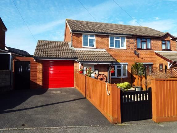 Thumbnail Semi-detached house for sale in Dunford Road, Parkstone, Poole