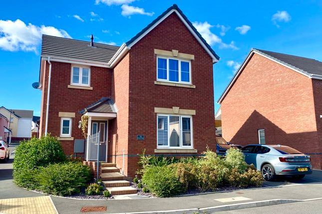 4 bed detached house for sale in 75 Clos Yr Eryr, Coity, Bridgend CF35