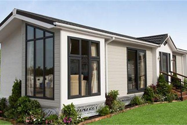 Thumbnail Mobile/park home for sale in Plot 92 Mill Gardens, Blackpill, Swansea