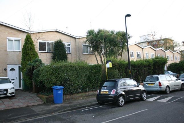 Thumbnail Terraced house to rent in Seeley Drive, London
