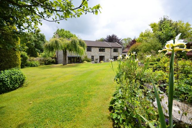 Thumbnail Detached house for sale in Timsbury Road, Farmborough, Somerset