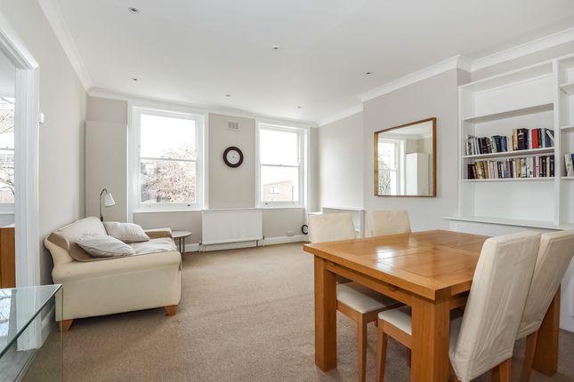 Thumbnail Flat to rent in Kennington Park Road, London