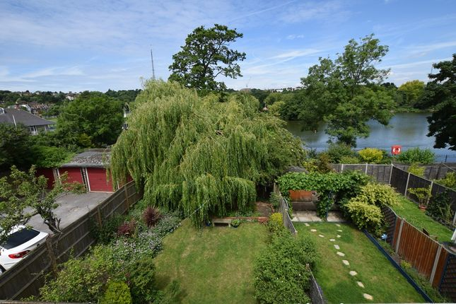 Thumbnail End terrace house for sale in Lakeside Close, Warminster Road, London